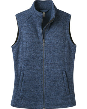 Mountain Khakis Women's Old Faithful Vest, Blue, hi-res