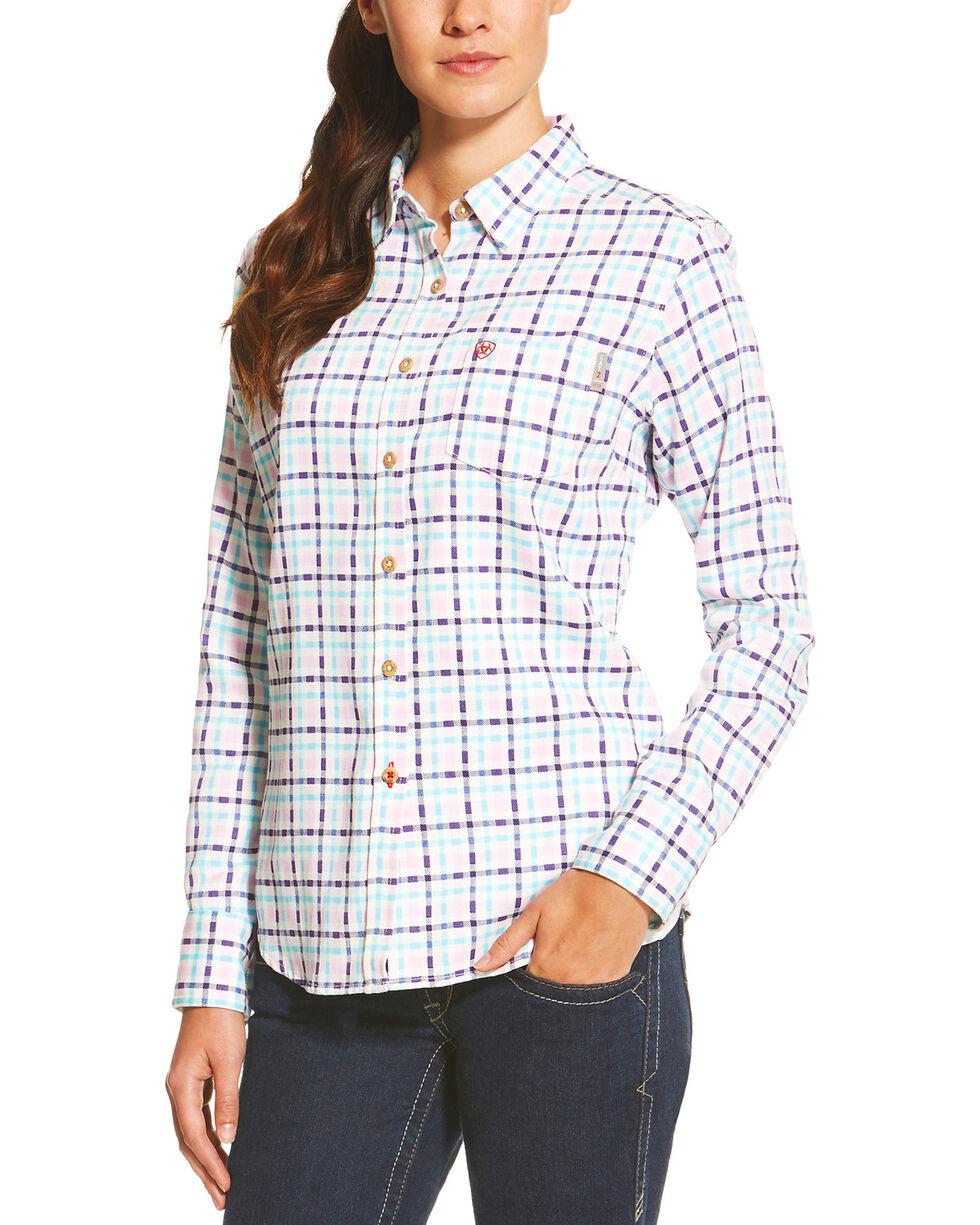 Ariat Women's  Juliet Long Sleeve Work Shirt, , hi-res