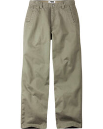 Mountain Khakis Men's Olive Teton Relaxed Fit Pants, , hi-res