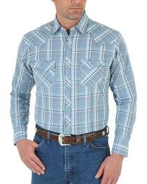 Wrangler 20X Men's Pick Stitched Long Sleeve Shirt, , hi-res