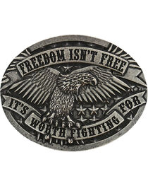 Cody James® Men's Eagle Oval Belt Buckle, , hi-res