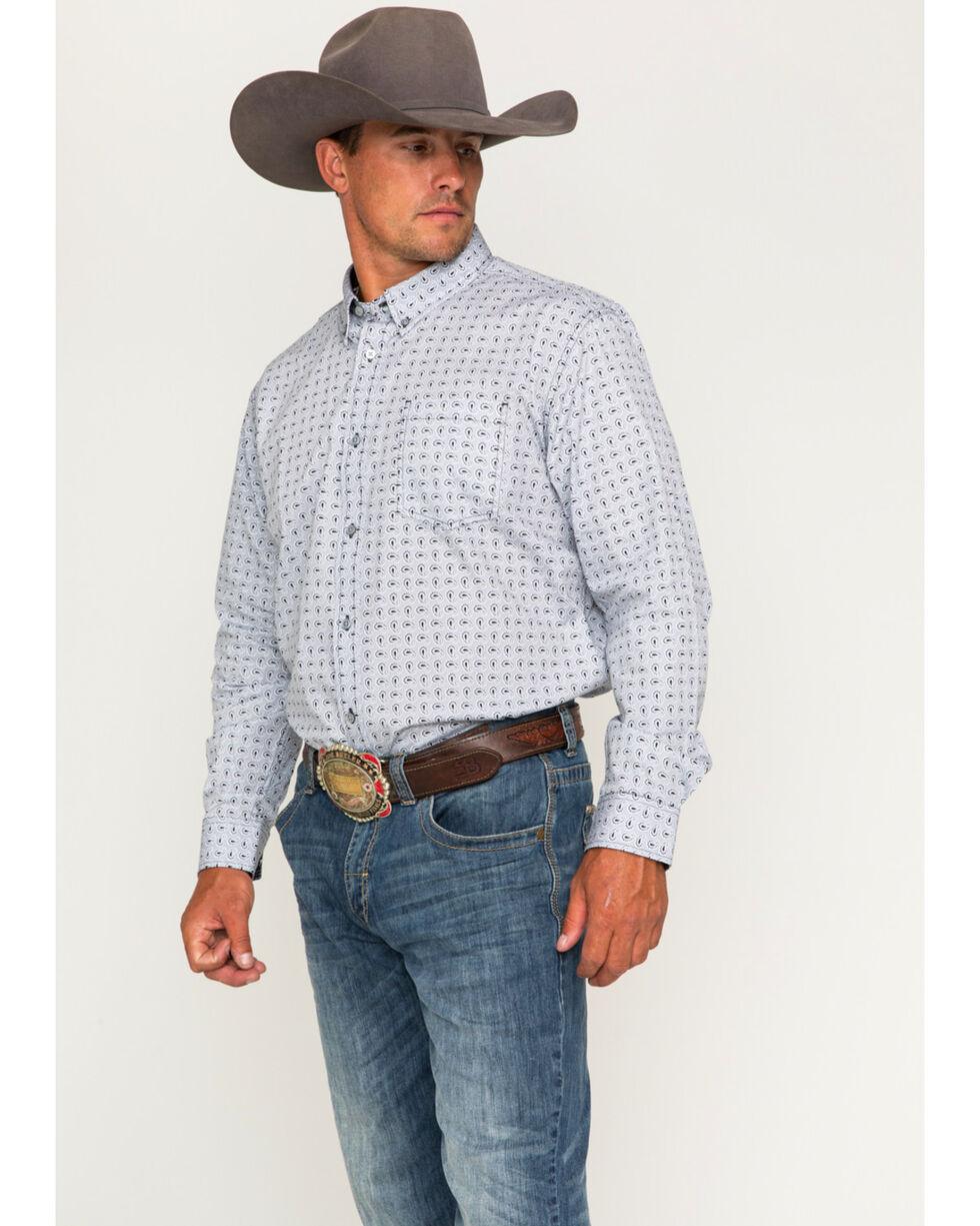 Cody James Core Men's Hazer Print Long Sleeve Shirt, , hi-res