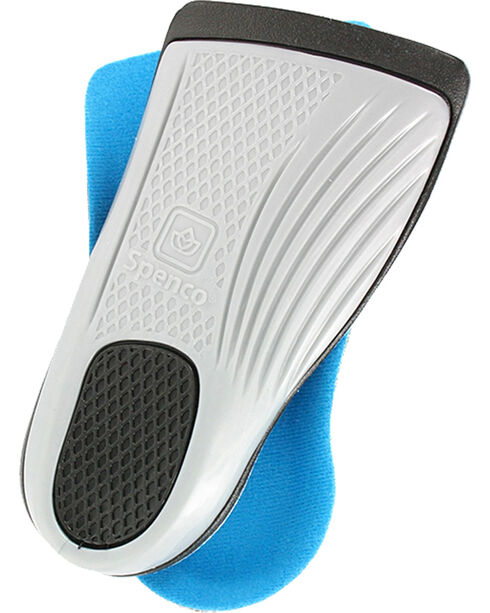 Spenco ProForm Gel - Length Insoles, Blue, hi-res