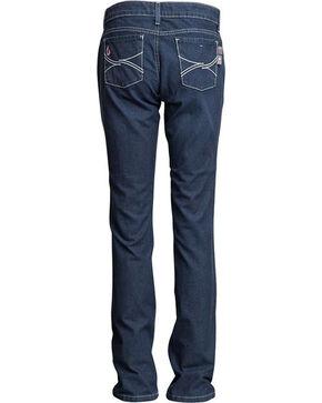 Lapco Women's Flame Resistant Jeans, Blue, hi-res