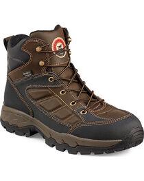 Red Wing Irish Setter Ely Waterproof Hiker Work Boots - Aluminum Toe , , hi-res