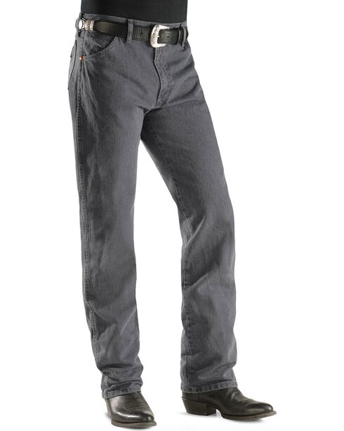 Wrangler Jeans - 13MWZ Original Fit Prewashed Colors, Gunpowder, hi-res
