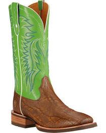 Ariat Men's Big Loop Western Boots, , hi-res