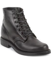 Chippewa Men's General Utility Trooper Service Boots, , hi-res
