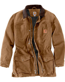 Carhartt Men's Canyon Ranch Coat, , hi-res