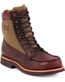 Chippewa Men's Waterproof Upland Work Boots, , hi-res