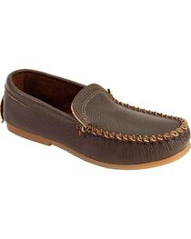 Men's Minnetonka Venetian Slip On Moccasins, , hi-res
