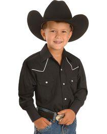 Ely Boys'  Western Shirt - 2-16, , hi-res