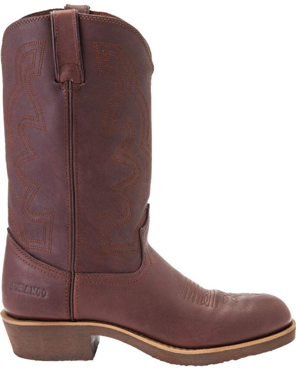 Durango Men's Farm N' Ranch Brown Western Boots - Round Toe, Brown, hi-res