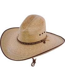 Charlie 1 Horse 15X Bandito Straw Cowboy Hat, , hi-res