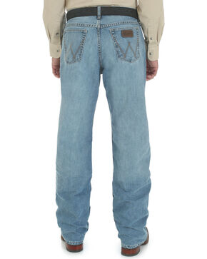 Wrangler 20X Men's Cool Vantage Relaxed Fit Competition Jeans, Denim, hi-res