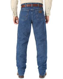 Wrangler Men's Performance Cool Vantage Cowboy Cut Jeans, , hi-res