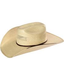 Resistol Men's 20X Solano Straw Hat, , hi-res