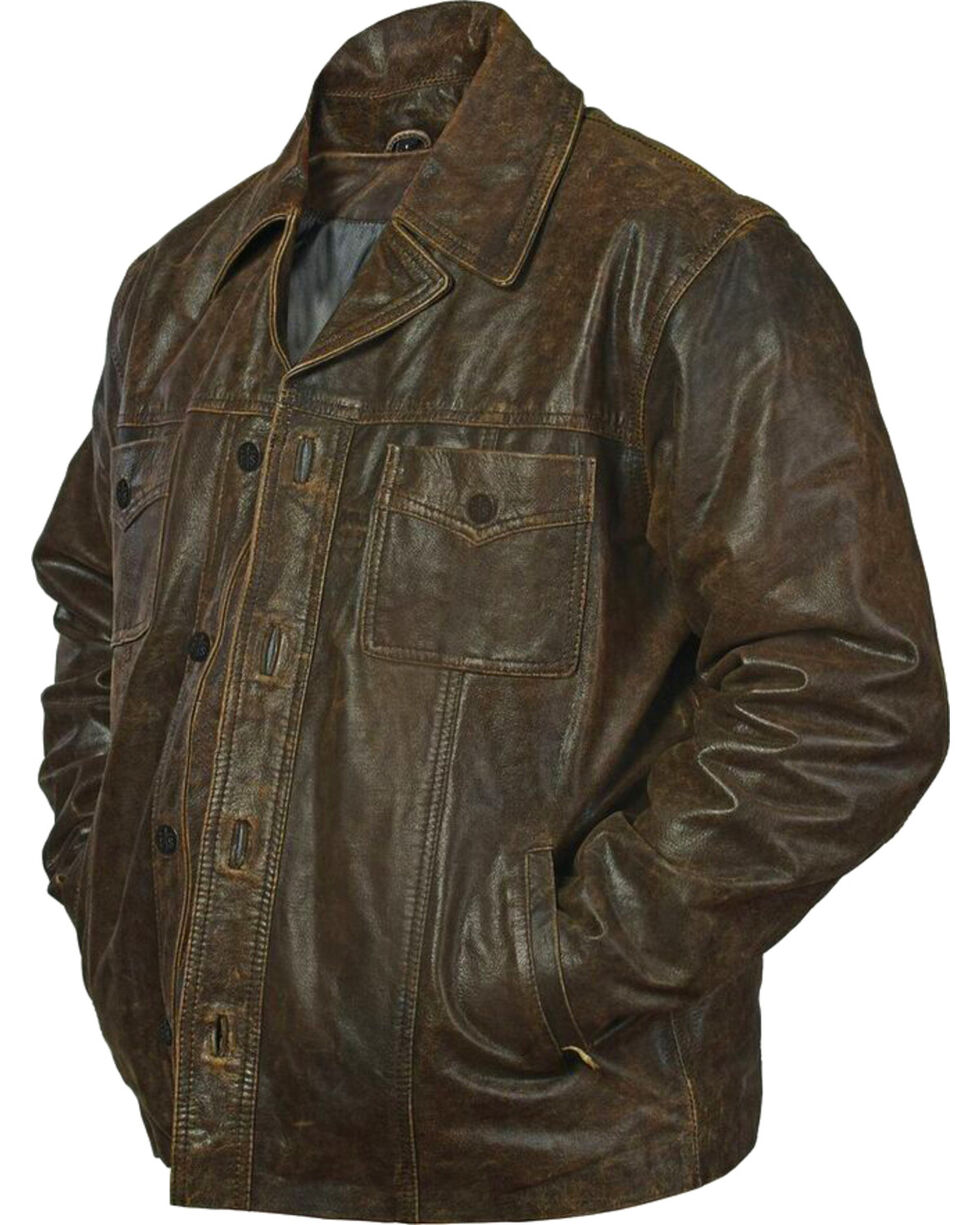 STS Ranchwear Men's Preacher Jacket, , hi-res