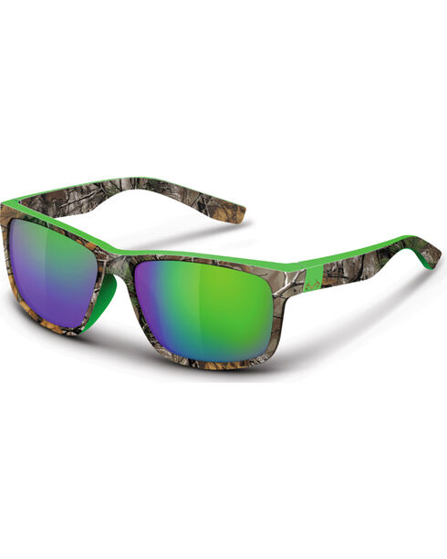 Realtree Men's Xtra® Camouflage Wasatch Sunglasses, Camouflage, hi-res