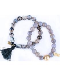 Sincerely Mary Women's Porto 2 Piece Bracelet Set, , hi-res
