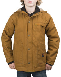 Walls Youth Cameron Insulated Hooded Jacket, , hi-res