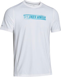 Under Armour Short Sleeve Vented Chill Element Shirt, , hi-res