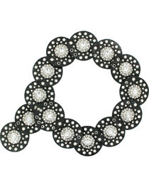 Nocona Women's Concho Waist Belt, , hi-res