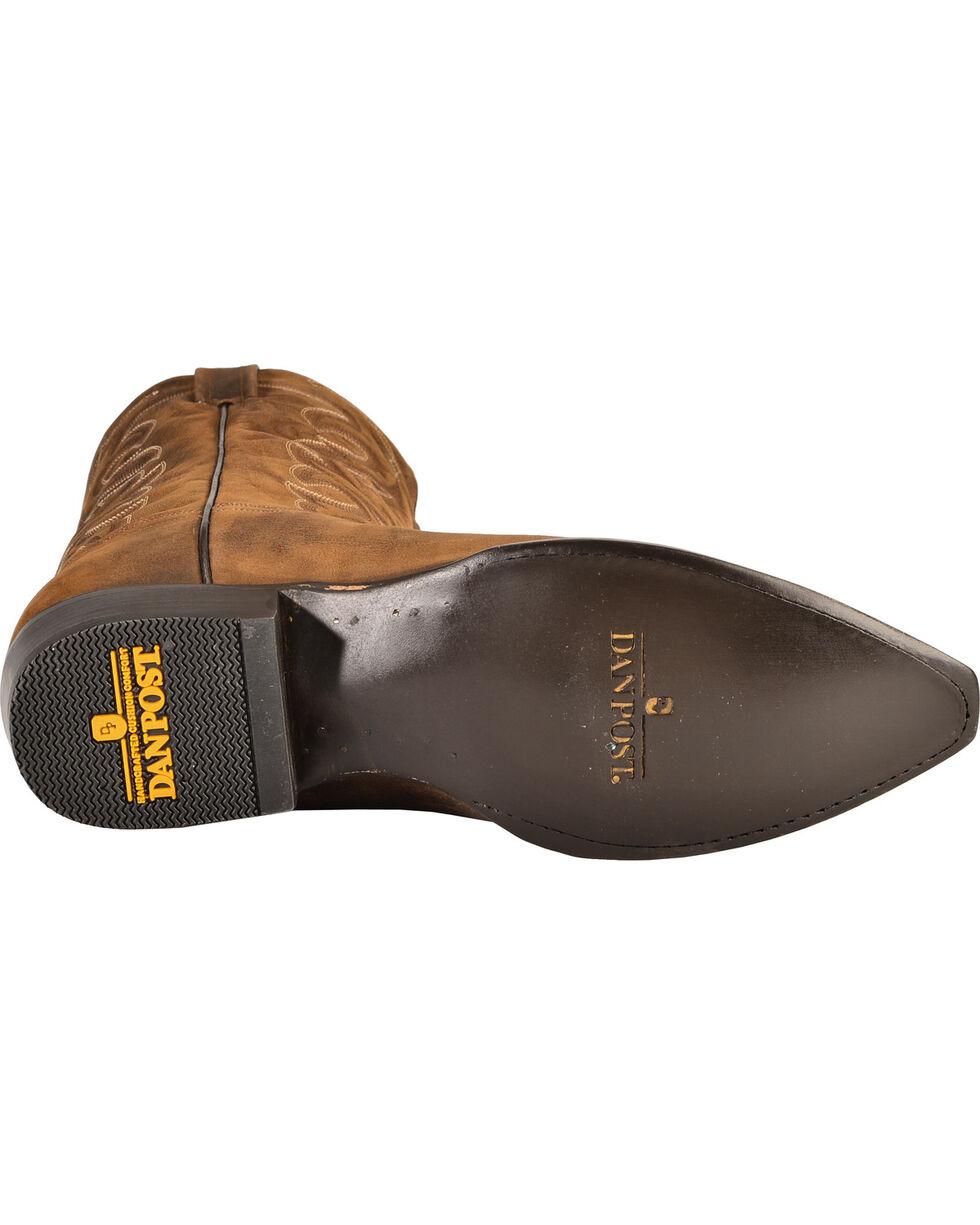 Dan Post Men's Mignon Snip Toe Western Boots, Bay Apache, hi-res