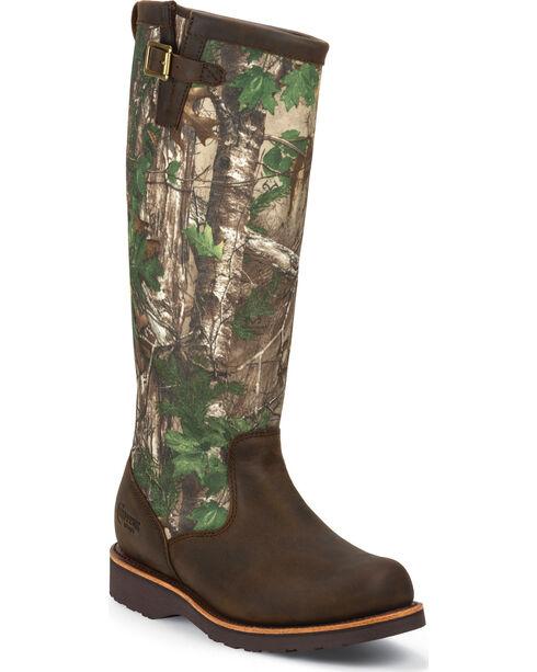 Chippewa Men's  Apache Snake Boots, Apache Tan, hi-res