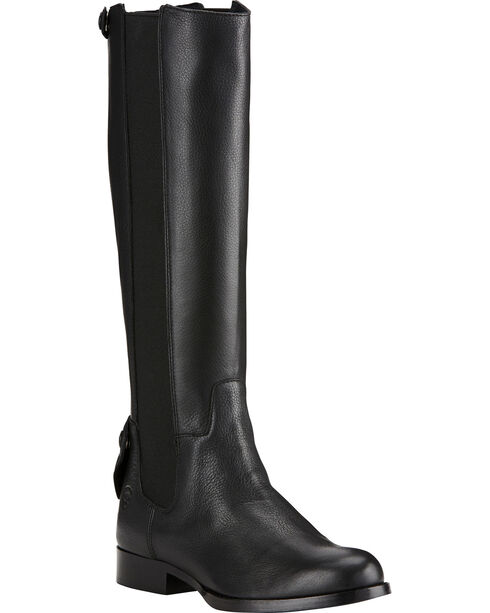 Ariat Women's Raven Waverly Tall Boots - Round Toe , , hi-res