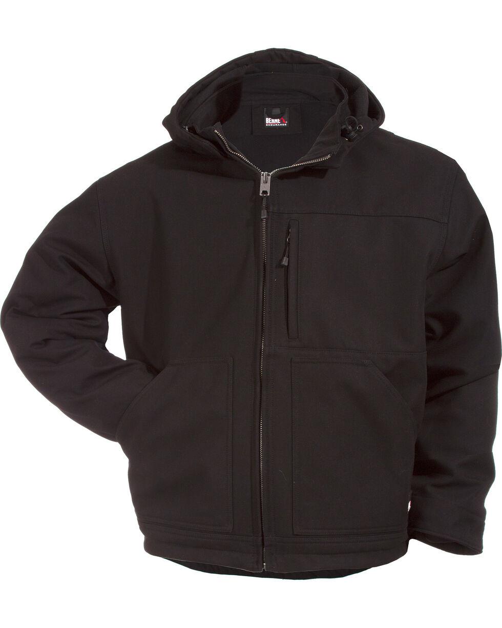 Berne Sattelhorn Coat, Black, hi-res