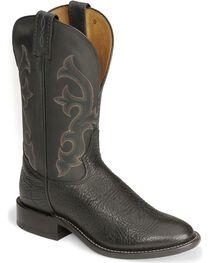 """Tony Lama Men's Americana Signature Conquistador 11"""" Western Boots, , hi-res"""