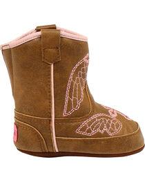 Blazin Roxx Gracie Baby Bucker Boots, , hi-res