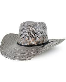 Cody James® Men's 50X Vented Straw Hat, , hi-res