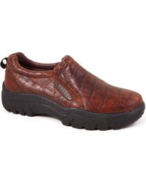 Roper Men's Performance Sport Slip-Ons, , hi-res