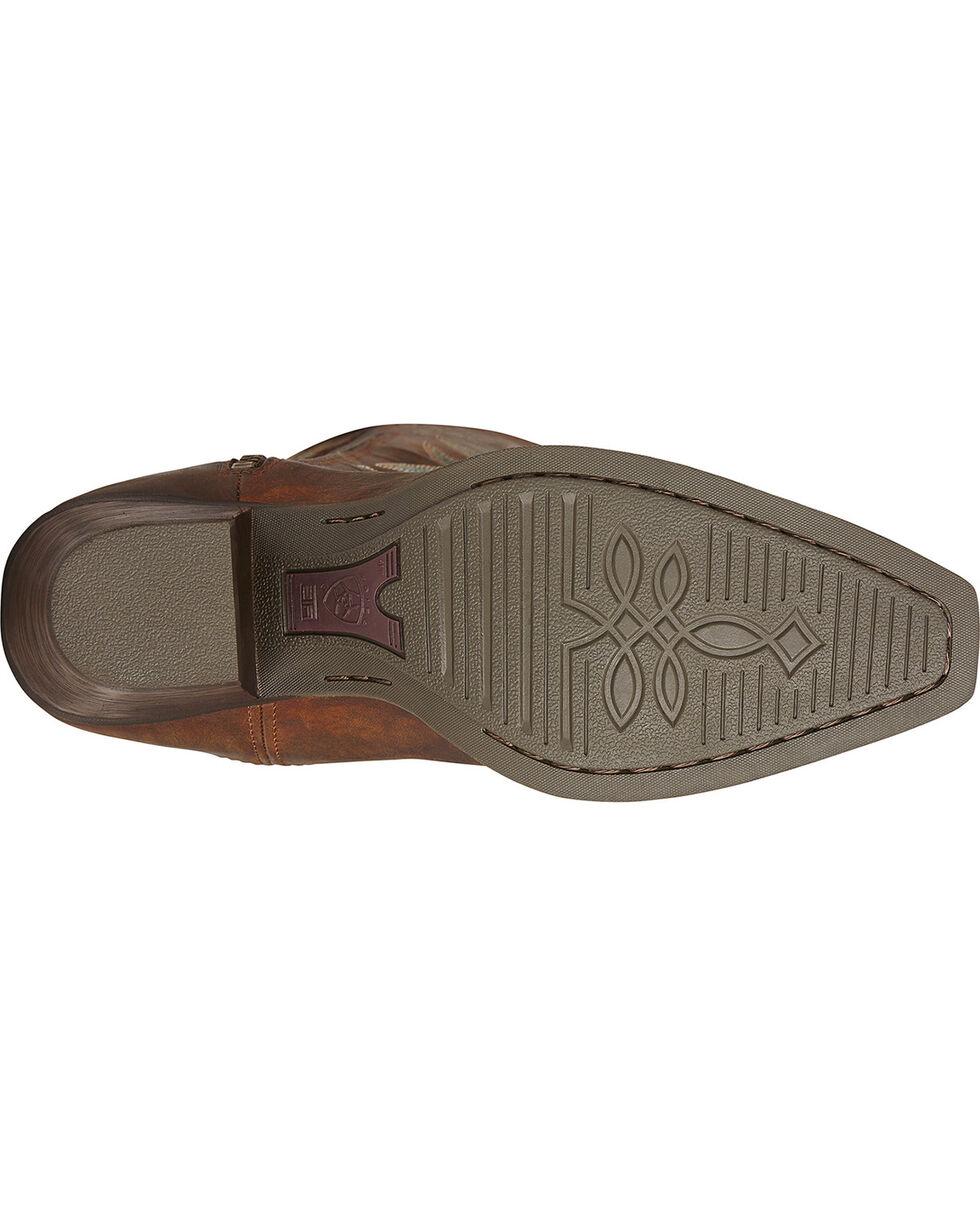 Ariat Women's Fanfare Western Fashion Boots, Mahogany, hi-res