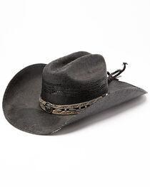 Bullhide Corral Dust Straw Western Hat , , hi-res