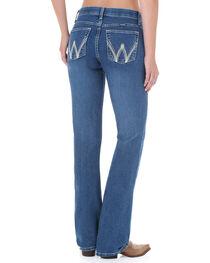 Wrangler Women's Q-Baby Cool Vantage Ultimate Riding Jeans, , hi-res