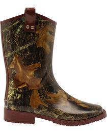 Double Barrel Boys' Trenton Rain Boots - Square Toe, , hi-res