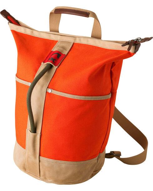 Mountain Khakis Orange Utility Bag, Orange, hi-res