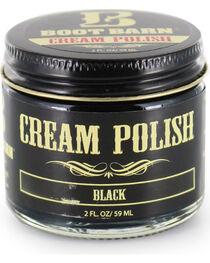 BB Ranch Black Leather Cream Polish , , hi-res