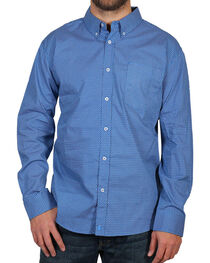 Cody James® Men's Sunburst Long Sleeve Shirt, , hi-res