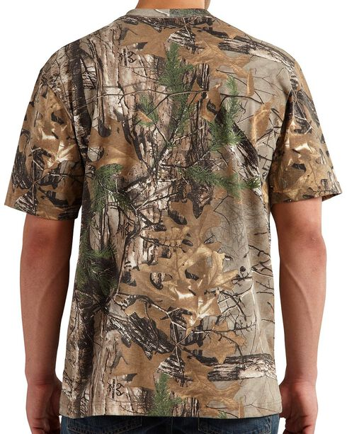 Carhartt Realtree Camo T-Shirt, Camouflage, hi-res