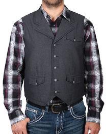 Moonshine Spirit® Men's Button Through Vest, , hi-res