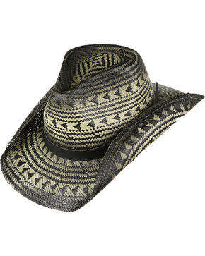 Peter Grimm Women's Black Luci Cowgirl Hat , Black, hi-res