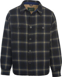 Woolrich Men's Charley Brown Shirt Jacket, , hi-res