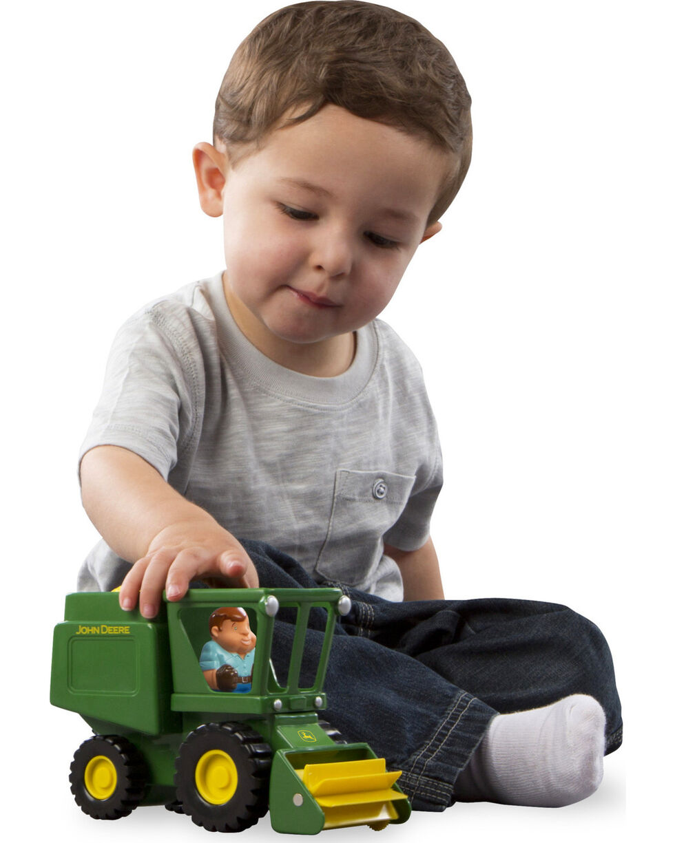 John Deere Kids' Harvest Time Playset, Green, hi-res