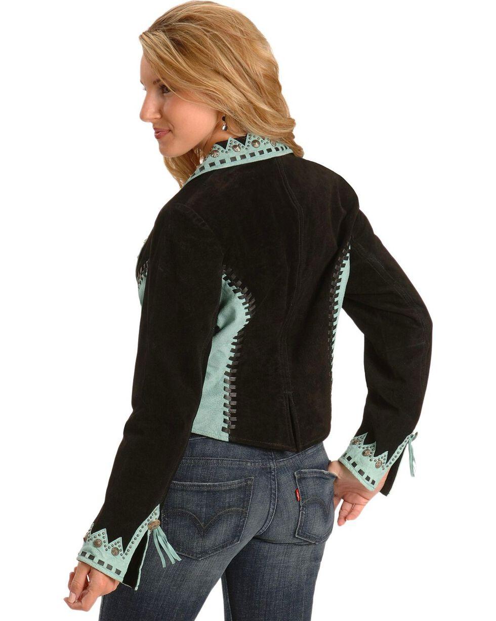 Scully Bolero Leather Jacket, , hi-res