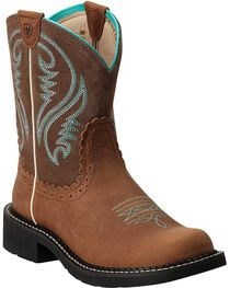 Ariat Fatbaby Heritage Cowgirl Boots, , hi-res