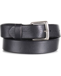 American Worker® Men's Distressed Leather Belt, , hi-res